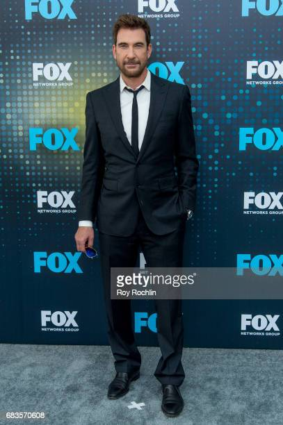 Dylan McDermott attends the 2017 FOX Upfront at Wollman Rink Central Park on May 15 2017 in New York City