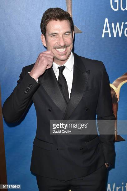 Dylan McDermott attends the 2018 Writers Guild Awards LA Ceremony at The Beverly Hilton Hotel on February 11 2018 in Beverly Hills California