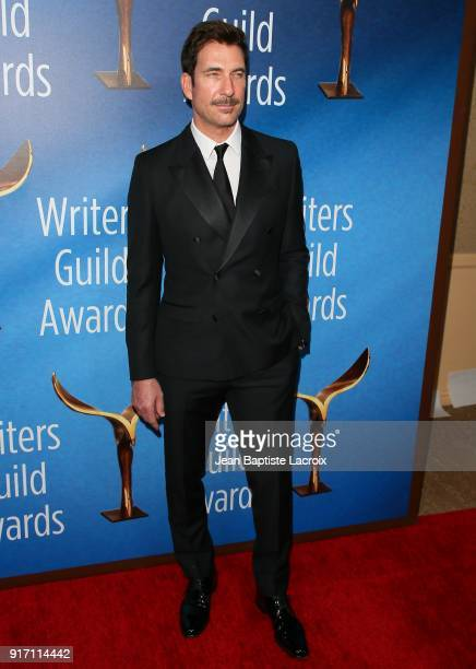 Dylan McDermott attends the 2018 Writers Guild Awards LA Ceremony on February 11 2018 in Beverly Hills California