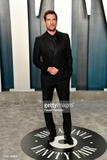 Dylan McDermott attends the 2020 Vanity Fair Oscar Party hosted by Radhika Jones at Wallis Annenberg Center for the Performing Arts on February 09...