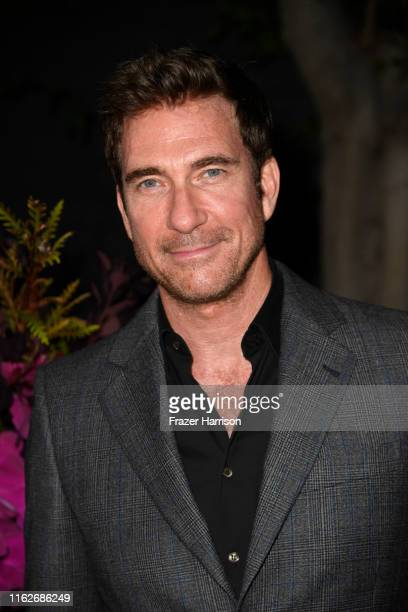 Dylan McDermott attends the Brain Health Initiative 100th Anniversary Of Women's Suffrage Gala at Eric Buterbaugh Los Angeles on July 17 2019 in Los...