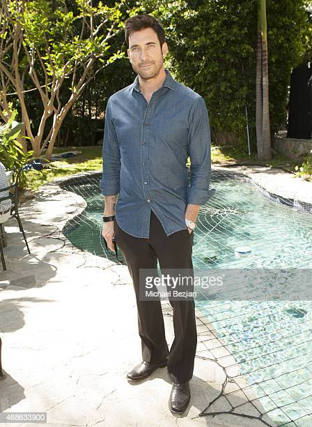 Dylan McDermott attends The JungleToSafari Hollywood Picnic Benefiting Stop Poaching Now on April 4 2015 in West Hollywood California