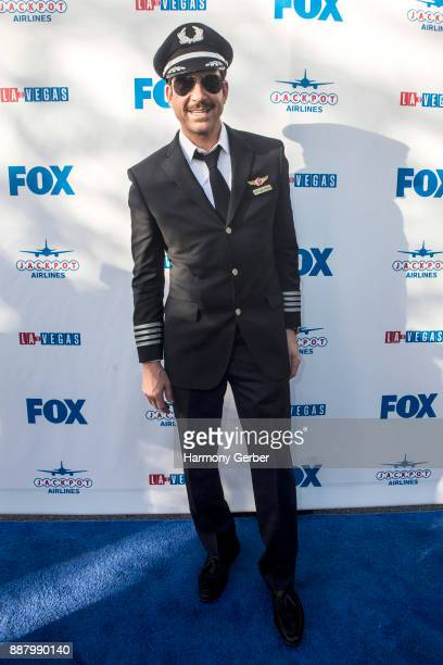 Dylan McDermott attends the Premiere Of Fox's 'LA To Vegas' at LAX Airport on December 7 2017 in Los Angeles California