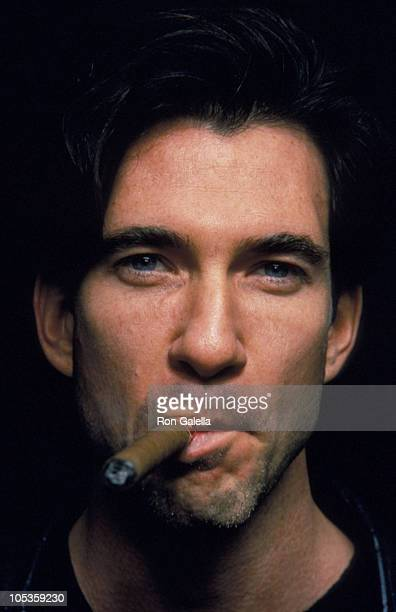 Dylan McDermott during 'A Thank You For Smoking' Cigar Fete in New York City New York United States