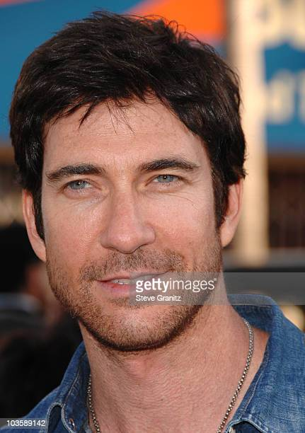 """Dylan McDermott during """"Ratatouille"""" Los Angeles Premiere - Arrivals at Kodak Theatre in Hollywood, California, United States."""