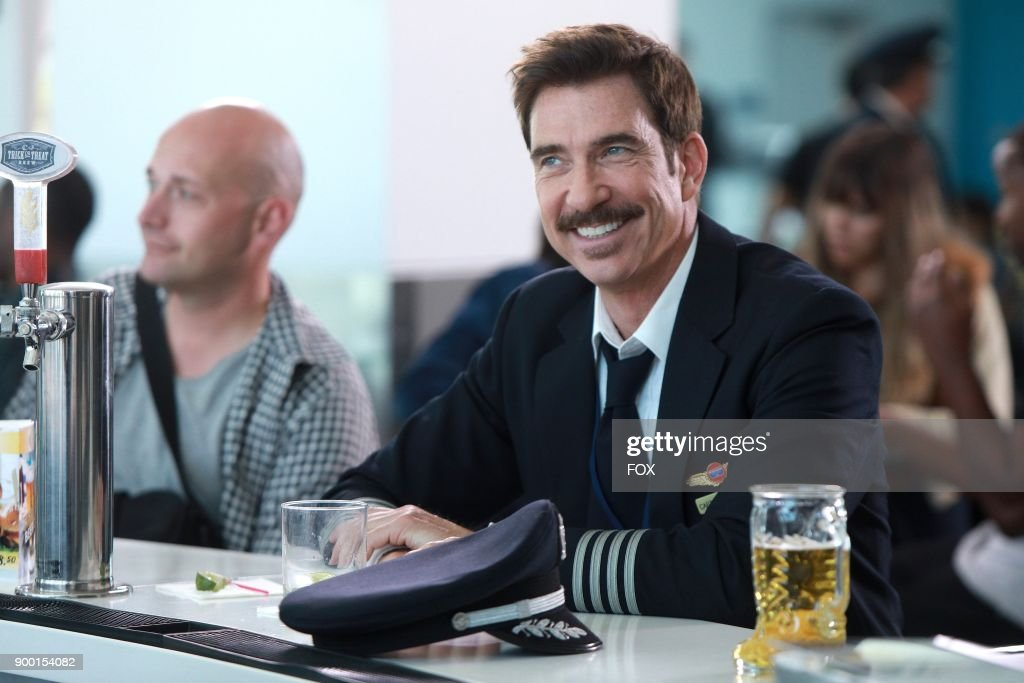 Dylan McDermott in the 'Pilot' premiere episode of LA TO VEGAS airing TUESDAY, Jan. 2 (9:00-9:30 PM ET/PT) on FOX.