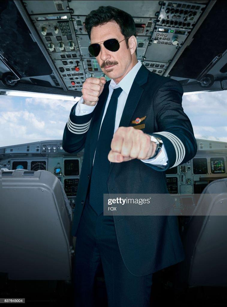 Dylan McDermott in LA TO VEGAS premiering midseason on FOX.