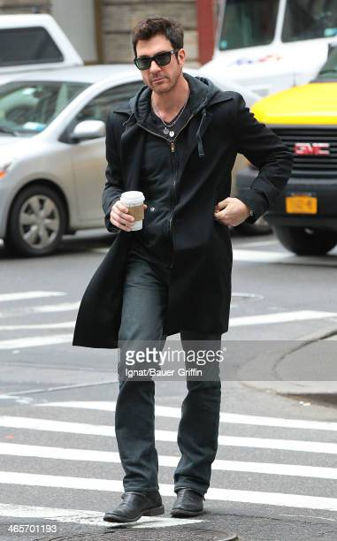 Dylan McDermott is seen on March 06 2013 in New York City
