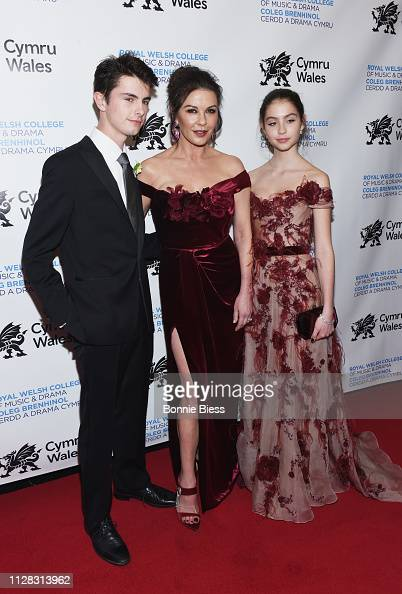 Michael, Dylan and Carys Douglas from Rogue One: A Star ... |Dylan Michael Douglas 2014
