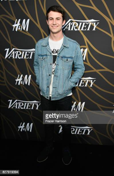 Dylan Minnette attends Variety Power of Young Hollywood at TAO Hollywood on August 8 2017 in Los Angeles California