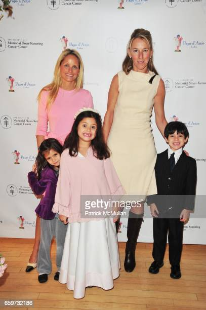 Dylan Mnuchin, Heather Mnuchin, Emma Mnuchin, Tracy Bross and John Mnuchin attend 18th Annual BUNNY HOP hosted by THE SOCIETY of MEMORIAL...