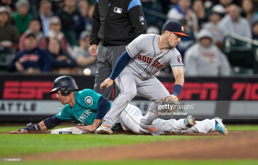 Houston Astros v Seattle Mariners : News Photo