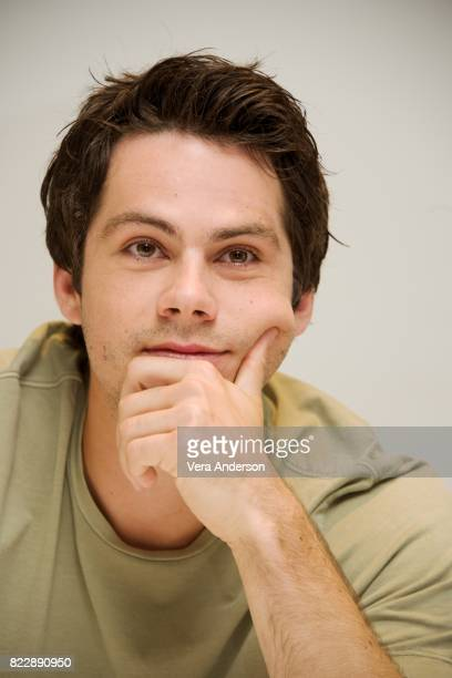 Dylan O'Brien at the 'American Assassin' Press Conference at the Four Seasons Hotel on July 24 2017 in Beverly Hills California