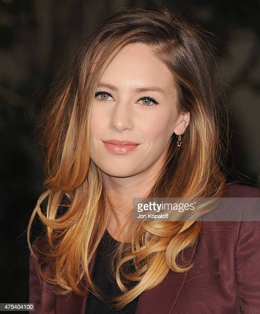 Dylan Penn attends the Burberry 'London in Los Angeles' event at Griffith Observatory on April 16 2015 in Los Angeles California