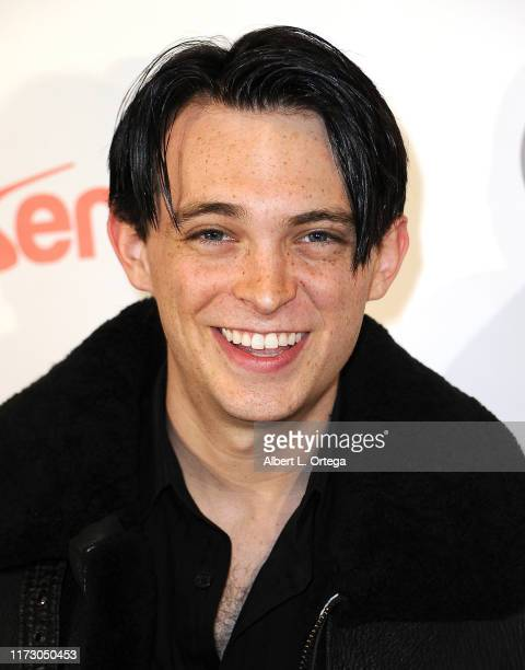 Dylan Riley Snyder attends the Premiere Of Relish At The Burbank International Film Festival held at AMC Burbank 16 on September 6 2019 in Burbank...