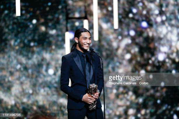 Dylan Robert attend the Cesar Film Awards 2019 at Salle Pleyel on February 22 2019 in Paris France
