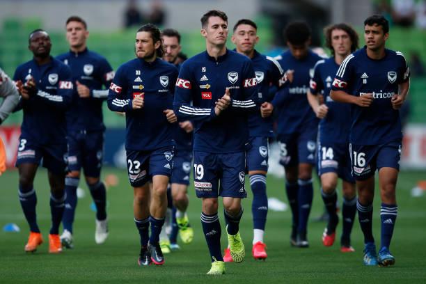 AUS: A-League - Melbourne Victory v Perth Glory