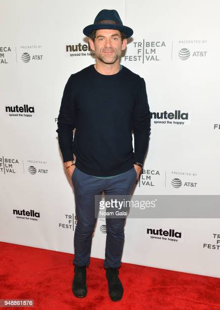 Dylan Smith attends the premiere of 'Lemonade'during 2018 Tribeca Film Festival at Regal Battery Park 11 on April 19 2018 in New York City