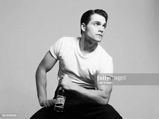 Dylan Sprayberry is photographed for Self Assignment on September 26 2016 in Los Angeles California
