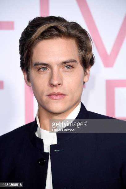 Dylan Sprouse attends the Premiere Of Lionsgate's Five Feet Apart at Fox Bruin Theatre on March 07 2019 in Los Angeles California