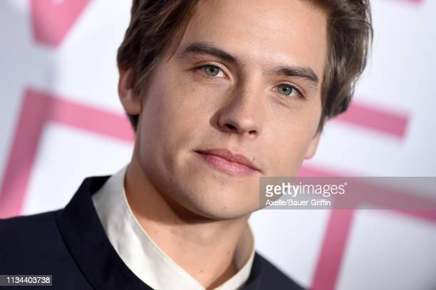 Dylan Sprouse attends the premiere of Lionsgate's 'Five Feet Apart' at Fox Bruin Theatre on March 07 2019 in Los Angeles California