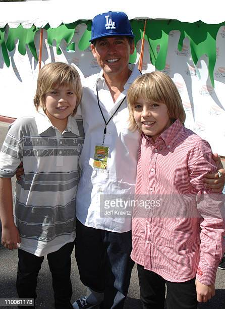Dylan Sprouse Cole Sprouse and guest