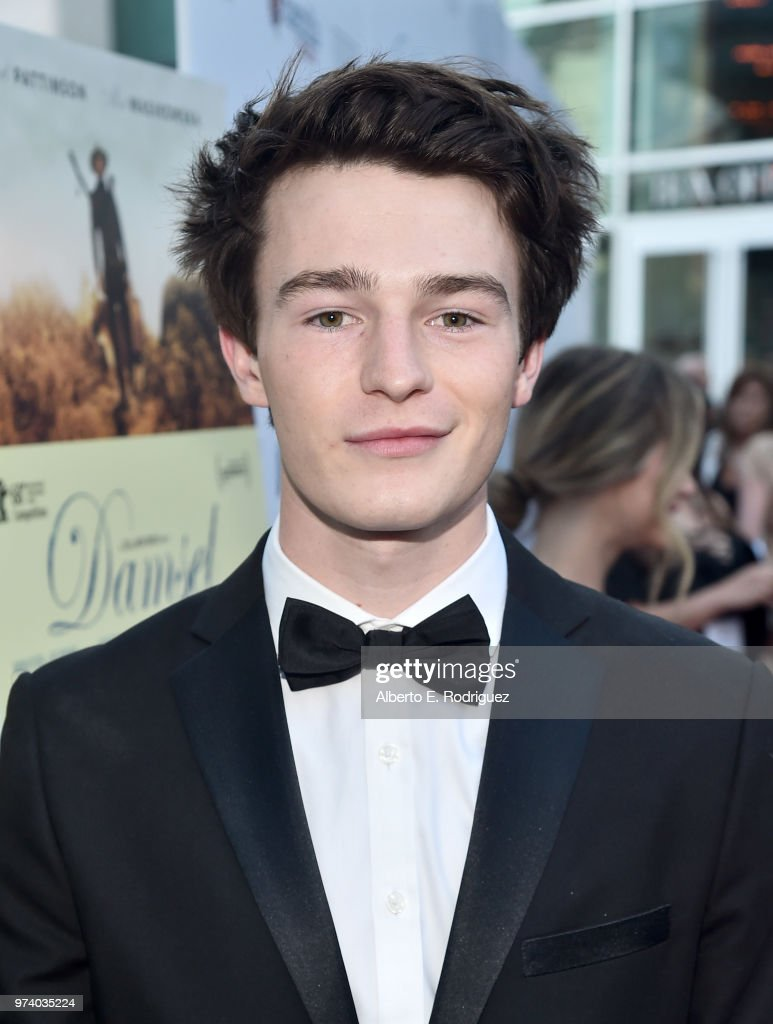 Dylan Summerall attends the premiere of Magnolia Pictures' 'Damsel' at ArcLight Hollywood on June 13, 2018 in Hollywood, California.