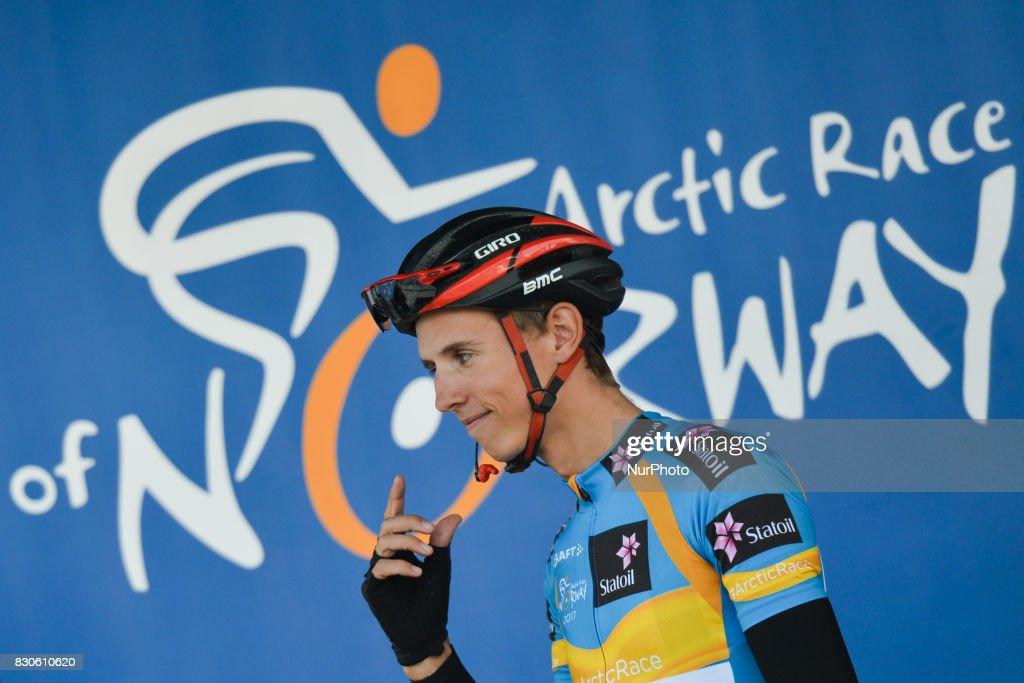 Alexander Kristoff Wins Stage 2 of Arctic Race of Norway