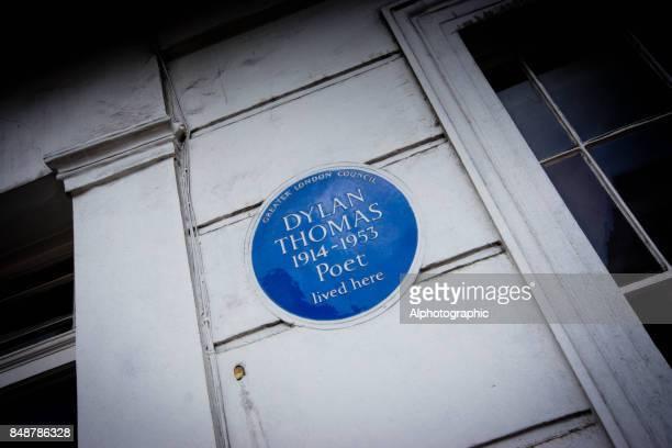 Dylan Thomas London Home