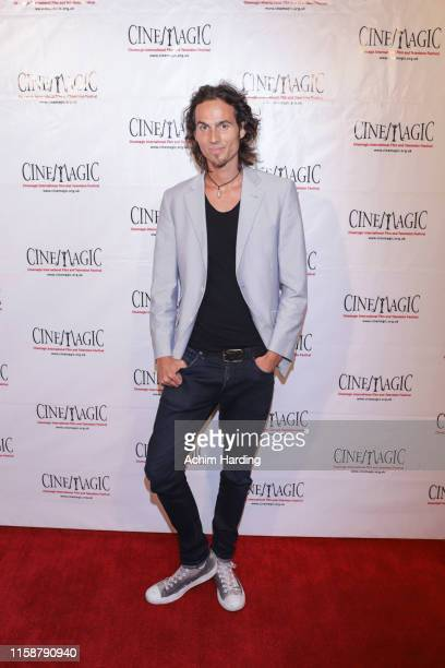 Dylan Townsend attends the 30th Anniversary Of The CineMagic Charity Gala at The Fairmont Miramar Hotel & Bungalows on June 27, 2019 in Santa Monica,...