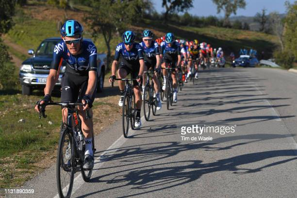 Dylan Van Baarle of Netherlands and Team Sky / during the 45th Volta ao Algarve, Stage 5 a 173,5km stage from Faro to Alto Do Malhão 518m - Loulé /...