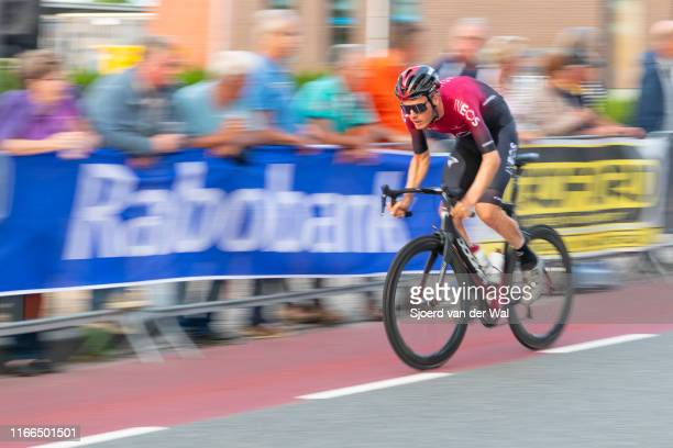 Dylan van Baarle of The Netherlands and Team INEOS during the 2019 Spektakel van Steenwijk on August 6 2019 in SteenwijkNetherlands Dylan van Baarle...