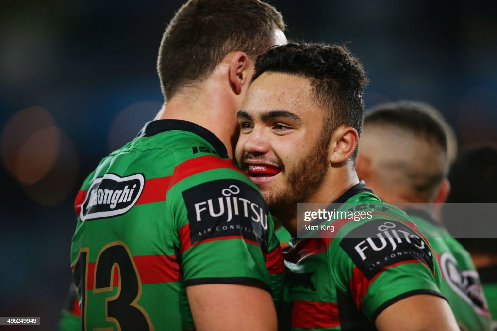 NRL Rd 12 - Rabbitohs v Dragons