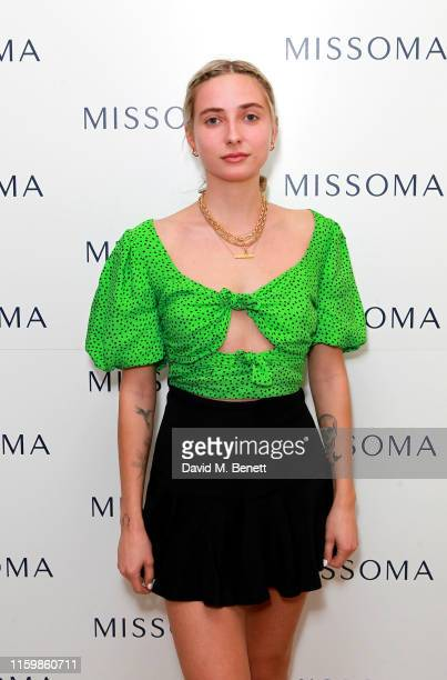 Dylan Weller attends the Missoma Summer Party at the Residence of the Embassy of Colombia on July 03 2019 in London England