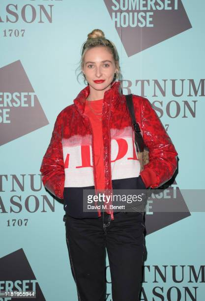 Dylan Weller attends the opening party of Skate at Somerset House on November 12 2019 in London England Celebrating its 20th anniversary London's...