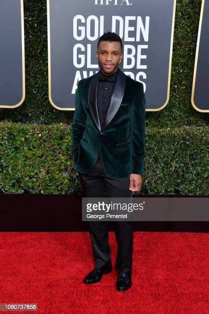 Dyllon Burnside attends the 76th Annual Golden Globe Awards held at The Beverly Hilton Hotel on January 06 2019 in Beverly Hills California