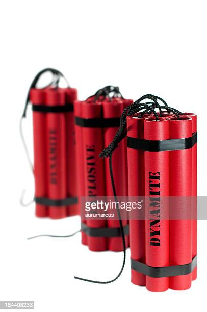 dynamite bundles - dynamite stock photos and pictures
