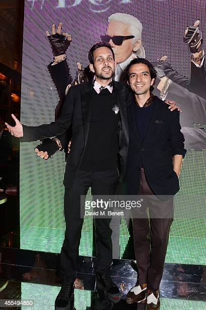 Dynamo and Business of Fashion founder and editorinchief Imran Amed attend The Business of Fashion celebrating the #BOF500 the people shaping the...