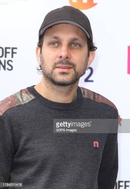 Dynamo at the Nordoff Robbins O2 Silver Clef Awards at the Grosvenor House Park Lane