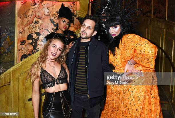 Dynamo attends as The Box celebrates its six year anniversary with original Box MC Raven O hosting an allstar show featuring Anderson Paak and...