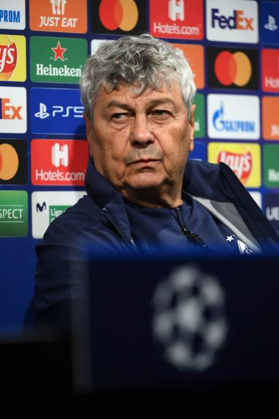 ESP: FC Barcelona v Dinamo Kiev: Group E - UEFA Champions League