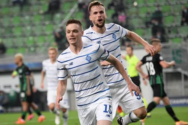 HUN: Ferencvaros Budapest v Dynamo Kyiv: Group G - UEFA Champions League