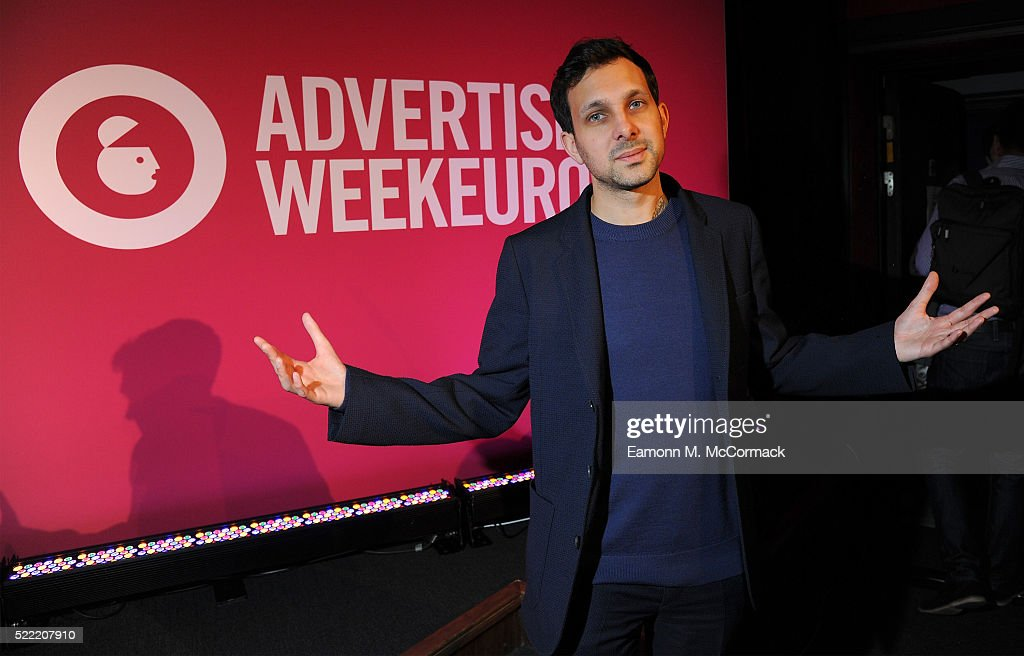 Advertising Week Europe 2016 - Day 1