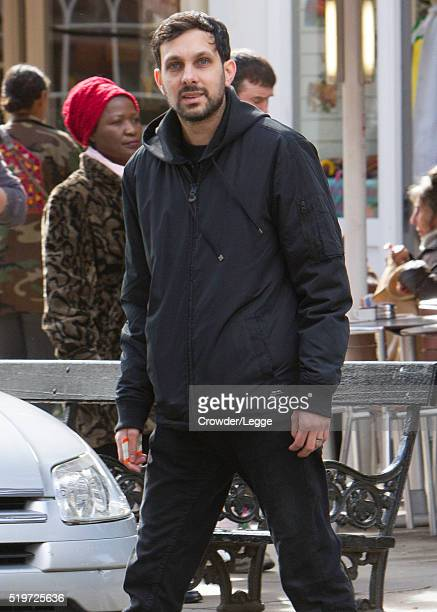Dynamo sighting on April 06 2016 in London England