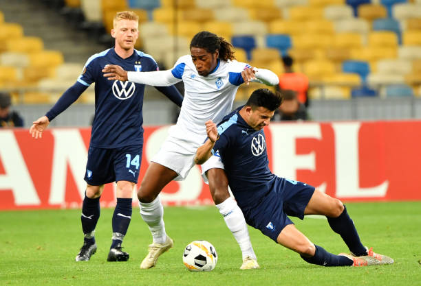 UKR: Dinamo Kiev v Malmo FF: Group B - UEFA Europa League