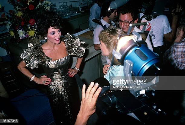 DYNASTY 'Dynasty Collection Fashion Show' 1983 Joan Collins
