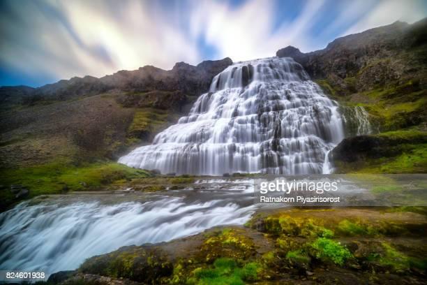 Dynjandi, Highest Waterfall in Iceland
