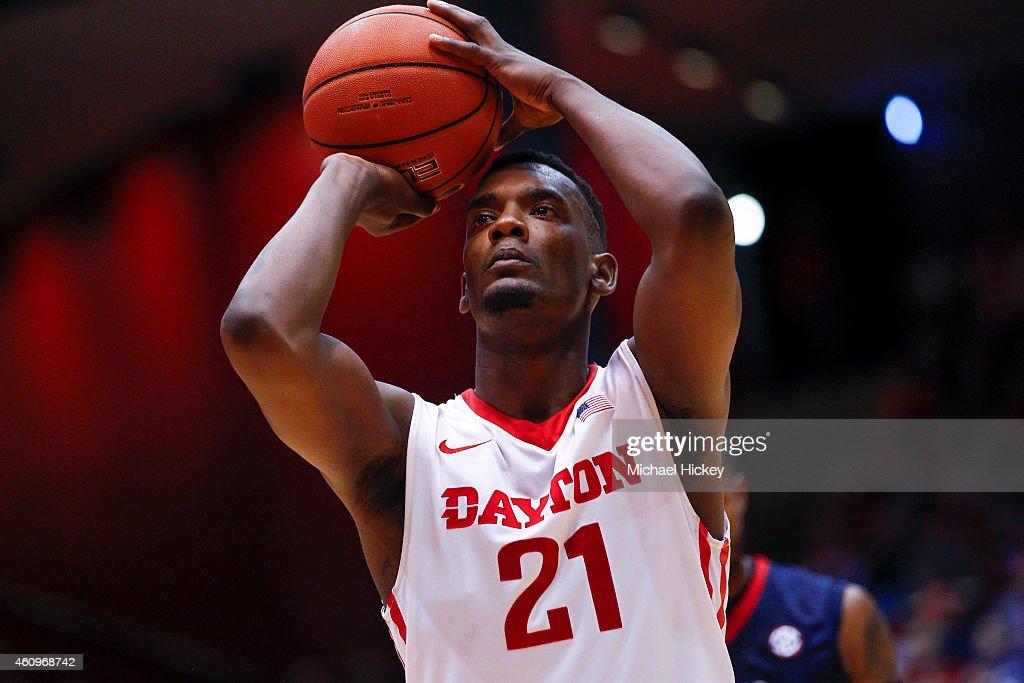 Mississippi v Dayton : News Photo