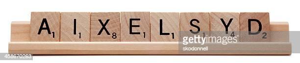 Dyslexia Spelled Backwards