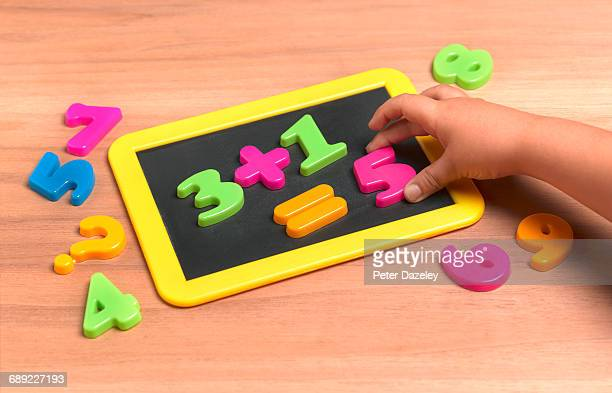 dyslexic incorrect maths answer - learning disability stock pictures, royalty-free photos & images